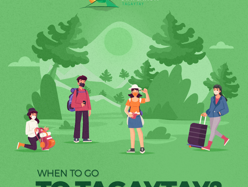 When to go to Tagaytay