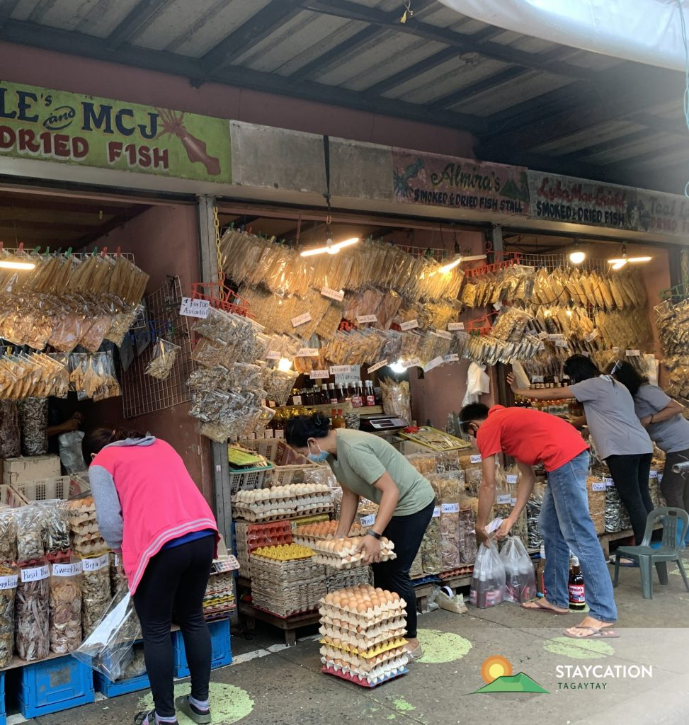 Pasalubong Items in Tagaytay
