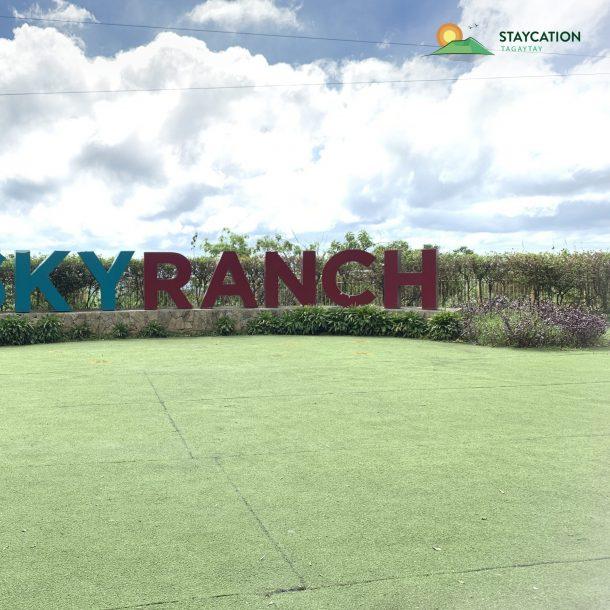 Staycation Tagayay
