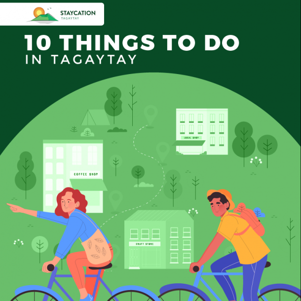 do in tagaytay